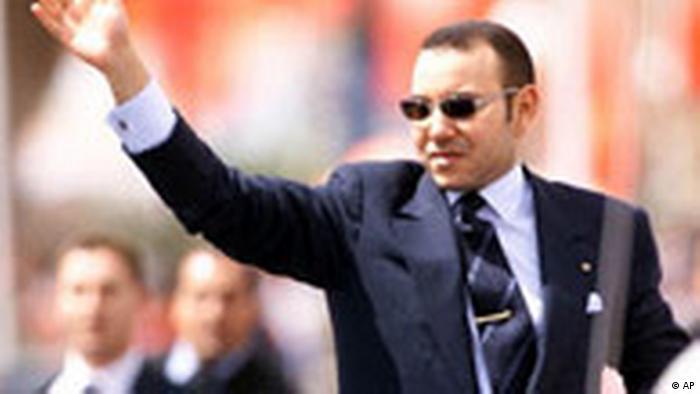 König Mohammed VI von Marokko