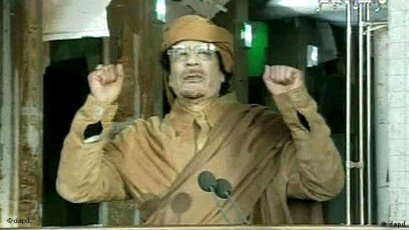 Flash Galerie Ansprache Gaddafi