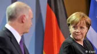 Papandreou and Merkel