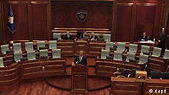 Parlament je nevoljko izglasao osnivanje suda