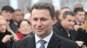 Wahlen Mazedonien