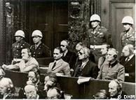Alguns nazistas escaparam de ser julgados em Nurembergue