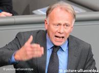 Grünen-Fraktionschef Jürgen Trittin (Foto: dpa)