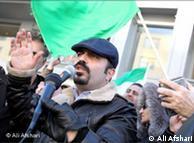 علی افشاری دبیر سابق تشکیلات تحکیم وحدت