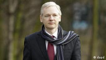 Julian Assange Auslieferung nach Schweden