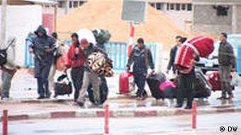 Massenflucht aus Libyen