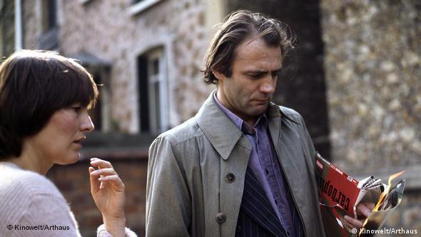 Edith Clever und Bruno Ganz in einer Szene des Films 'Die linkshändige Frau' (Foto: Kinowelt/Arthaus)