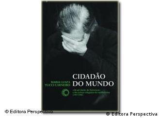 Capa de 'Cidadão do Mundo', de Maria Luiza Tucci Carneiro