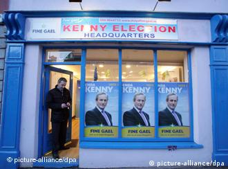 Fine Gael election office
