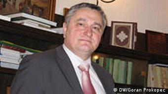 Aziz Hasanović, ravnatelj hrvatskog Centra za certificiranje halal-kvalitete