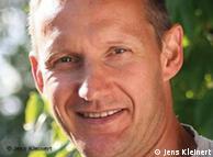 Jens Kleinert, da Universidade do Esporte de Colônia