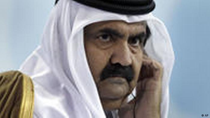 Hamad bin Chalifa Al Thani Scheich von Katar