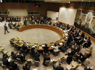 Conselho de Segurança aprovou sanções por unanimidade