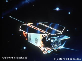 The ROSAT satellite