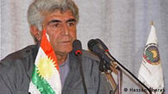 Hassan Sharifi Kurden im Iran Politiker (Hassan Sharafi)