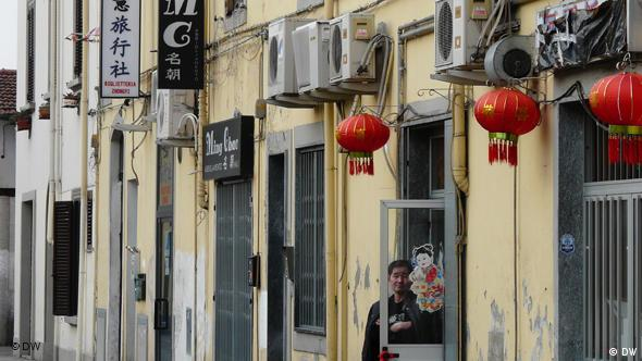 義大利警方搗毀華人黑手黨團伙