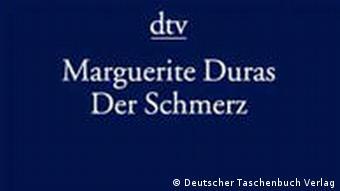 روی جلد ترجمه آلمانی کتاب درد