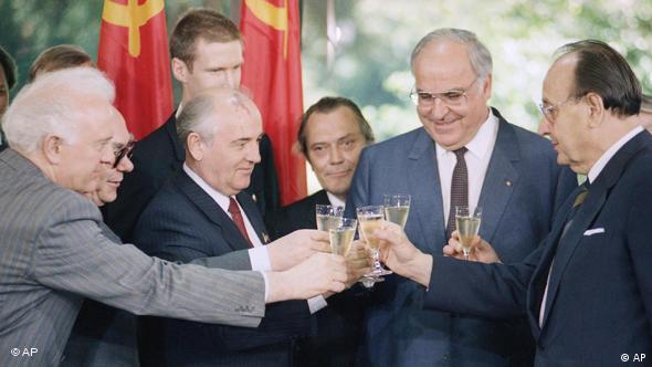Flash-Galerie Michail Gorbatschow 80. Geburtstag