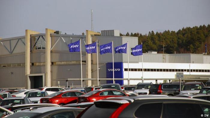 Flash-Galerie Schweden Volvo (DW)