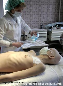 16-річний Семен Бондаренко з Донецька потерпає на лейкемію, яку пов'язують з наслідками Чорнобиля