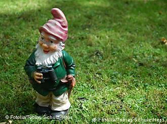 Who Knows What Evil Lurks In The Hearts Of Garden Gnomes