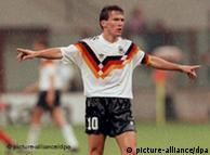 لوتار ماتئوس، کاپیتان تیم ملی فوتبال آلمان