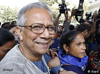On Tuesday, Bangladesh's Supreme Court rejected Yunus' appeal against his dismissal