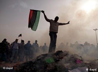 ''Países de la OTAN en Libia, no sólo en pro de la democracia.''