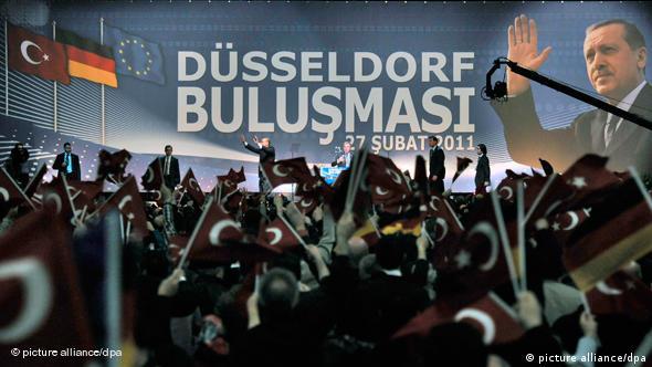 Flash-Galerie Der türkische Ministerpräsident Recep Tayyip Erdogan
