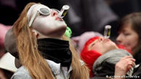 Alkohol im Karneval