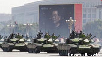 Китайський військовий парад