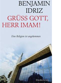 Idrizova knjiga: Grüß Gott, Herr Imam