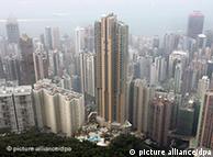 贫富差距在香港也逐渐扩大