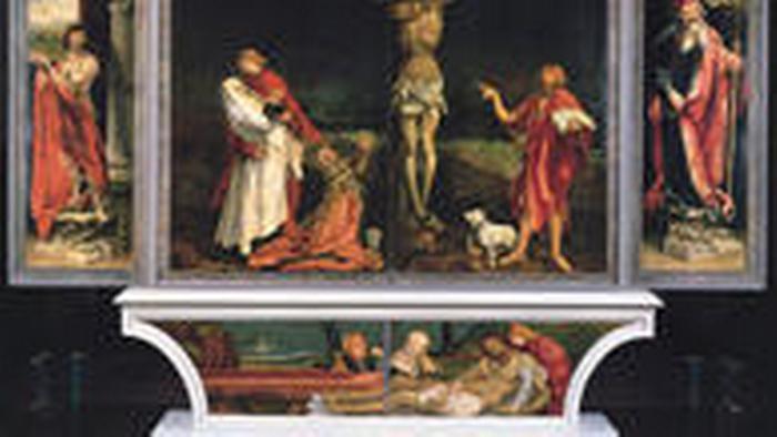 Matthias Grünewalds Isenheimer Altar