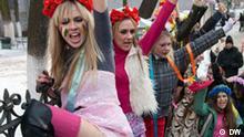 Frauengruppe Femen