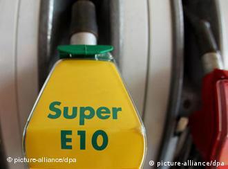 Motoristas alemães não confiam no biocombustível