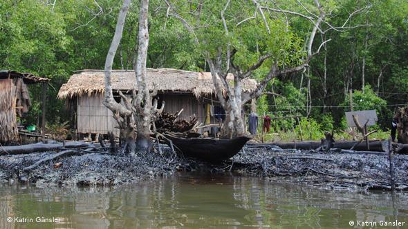Flash-Galerie Umweltverschmutzung Nigerdelta 16