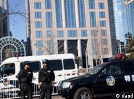 Σε κατάσταση επιφυλακής οι κινεζικές αρχές