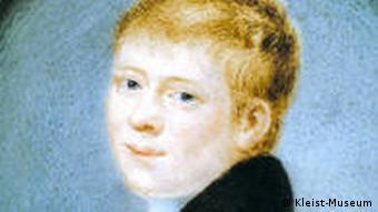 Portrait of Heinrich von Kleist