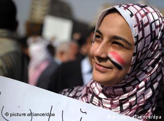 المرأة المصرية تتطلع إلى غد افضل