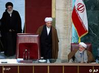 رفسنجانی سال گذشته صندلی ریاست مجلس خبرگان را به مهدوی کنی داد