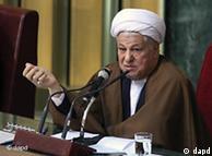 هاشمی رفسنجانی در آخرین سخنرانی خود در مجلس خبرگان