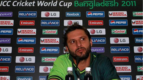 Flash-Galerie Pakistan Cricket Trainer Shahid Afridi