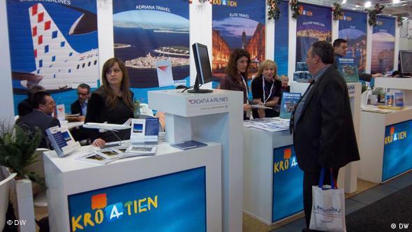 Hrvatski štand na Međunarodnom sajmu turizma u Berlinu -