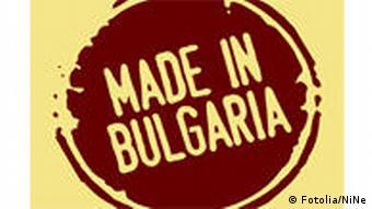 Bulgarien Stempel Symbolbild