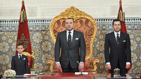 Flash-Galerie Marokko König Mohammed VI