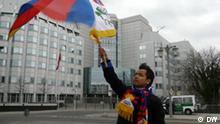 Flagge zeigen für Tibet