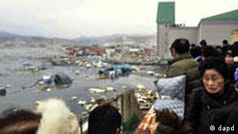 Japan Erdbeben Tsunami