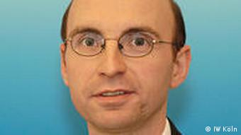 Jürgen Matthes vom Insitut der deutschen Wirtschaft in Köln (Foto: IW)