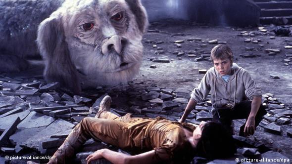 Scene from The NeverEnding Story, 1984
